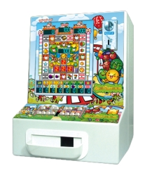 MARIO COIN  GAME MACHINE