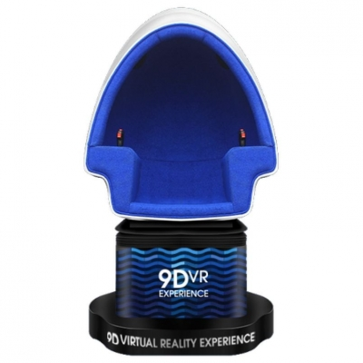 9D Virtual Reality VR Simulator MODEL PF-006
